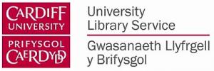 Cardiff University Library Service - Gwasanaeth Llyfrgell y Brifysgol Caerdydd
